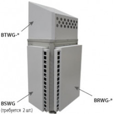 Боковая ветрозащитная панель BSWG Mitsubishi Electric